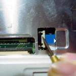 Steckverbinder für das Touchpad