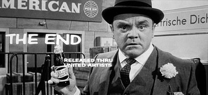 """Der unvergessene James Cagney im unvergessenen Billy-Wilder-Film """"Eins, zwei, drei"""""""