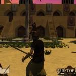 """Screenshot aus """"Quest of Persia 2: Lotfali Khan Zand"""" (Q: www.questofpersia.com)"""
