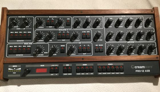 Creamware Pro-12 ASB Synth Module