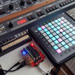 Launchpad Companion Controller in action