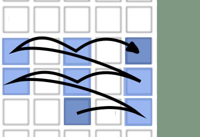 Launchpad Minor scale, alternative keying